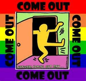 Coming-out by