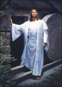 Résurrection Jésus
