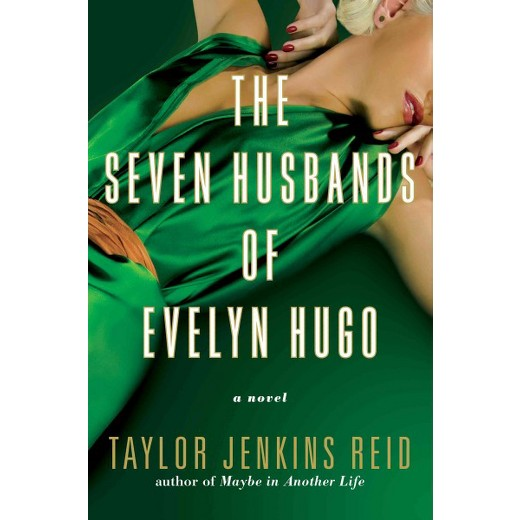 « The seven husbands of Evelyn Hugo » cover